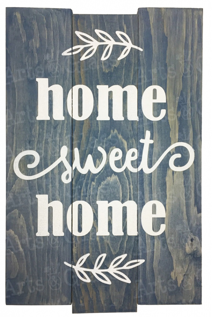 Home Sweet Home (Medium)