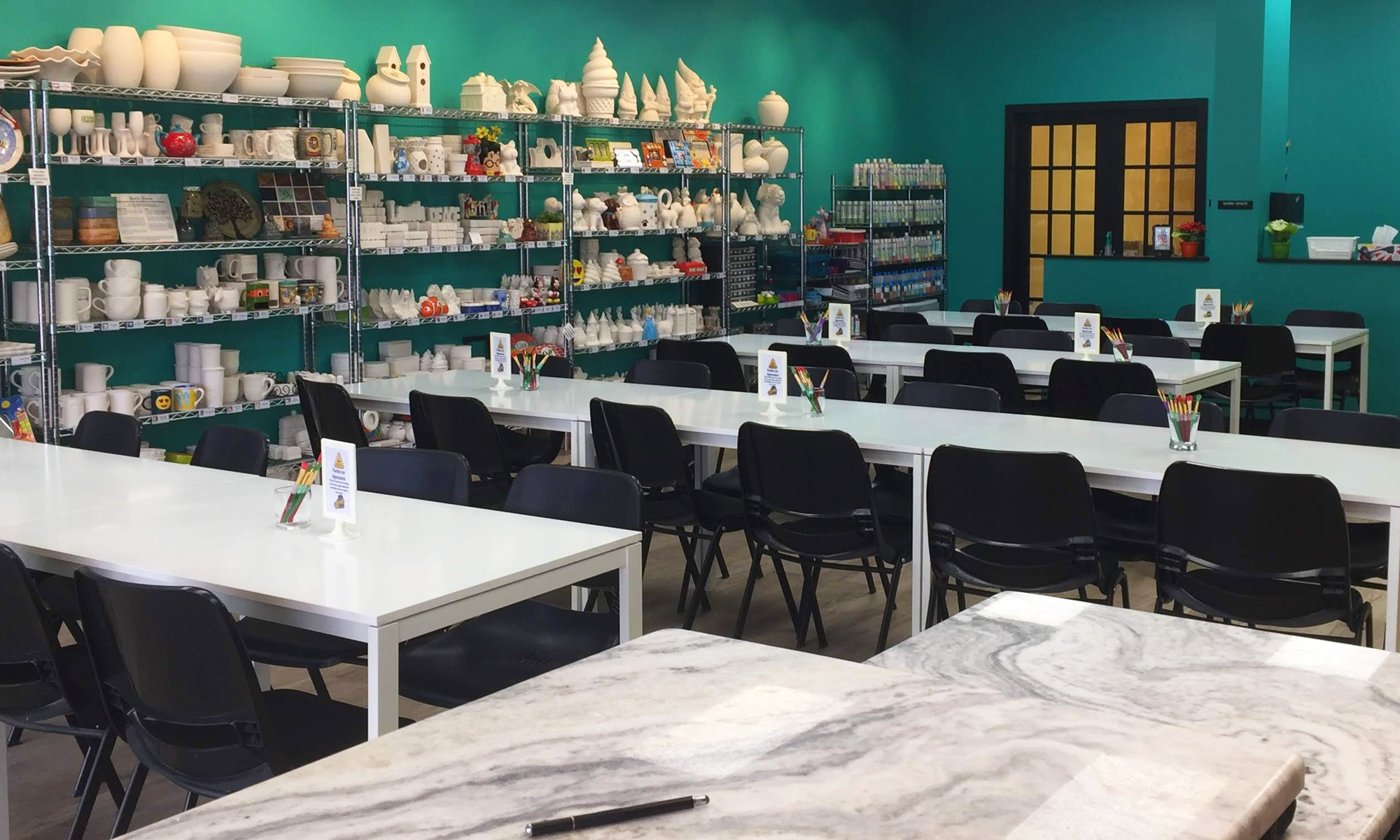 Arts & Glass: Interactive Art Studio in Clifton Park, NY